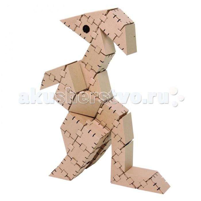Конструкторы Yohocube Динозавр Игу 44 элемента