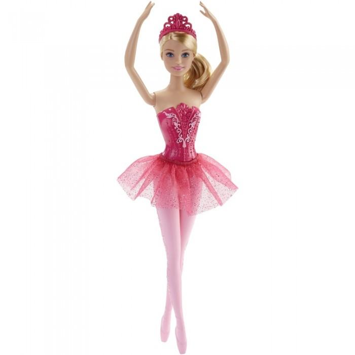 Куклы и одежда для кукол Barbie Кукла балерина блондинка 30 см куклы moose кукла