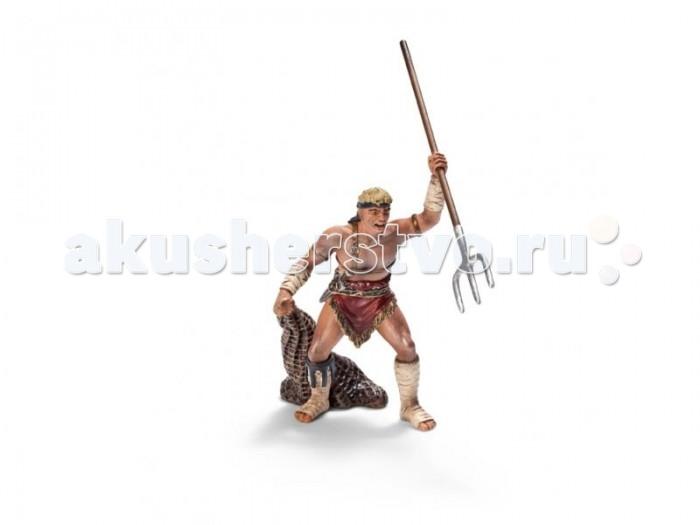 Игровые фигурки Schleich Игровая фигурка Ретиарий фигурки игрушки schleich дракон воин