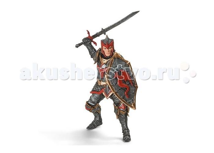 Игровые фигурки Schleich Игровая фигурка Рыцарь с мечем Орден Дракона