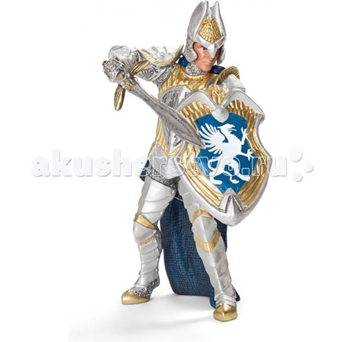 Игровые фигурки Schleich Игровая фигурка Рыцарь с мечем Орден Грифона рыцарь на коне орден грифона schleich