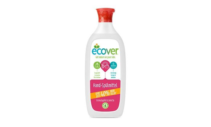 Бытовая химия Ecover Экологическая жидкость для мытья посуды Гранат 500 мл жидкость для мытья посуды sorti глицерин 500 мл