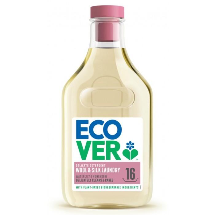 Бытовая химия Ecover Экологическая жидкость для стирки изделий из шерсти и шелка 750 мл джемперы cudgi джемперы