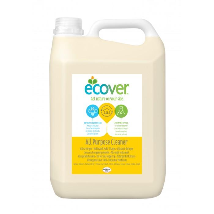 Гигиена и здоровье , Бытовая химия Ecover Экологическое универсальное моющее средство 5 л арт: 261408 -  Бытовая химия