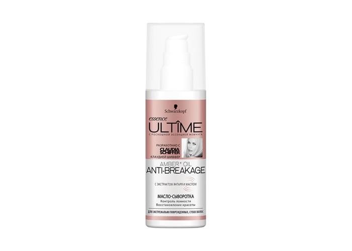 Косметика для мамы Schwarzkopf Essence Ultime Масло-сыворотка для экстремально поврежденных сухих волос 100 мл сыворотки essence ultime сыворотка omega repair 50 мл