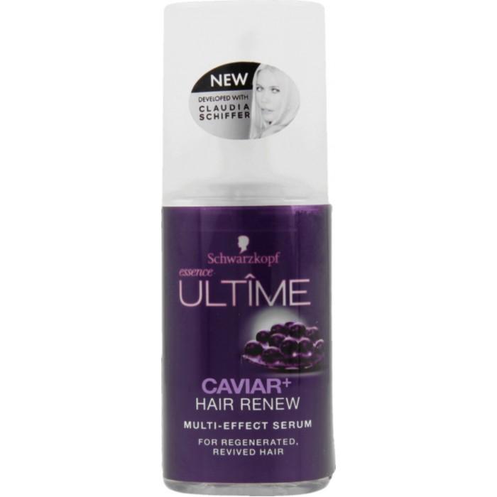Косметика для мамы Schwarzkopf Essence Ultime Мульти-сыворотка для истощенных безжизненных волос 75 мл сыворотки essence ultime сыворотка omega repair 50 мл