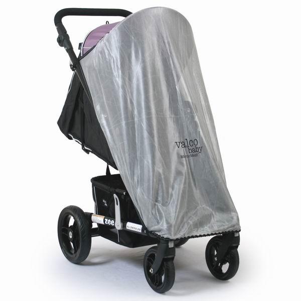 Детские коляски , Москитные сетки Valco baby для колясок Zee арт: 26175 -  Москитные сетки