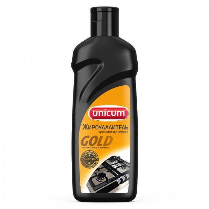 Бытовая химия Unicum Жироудалитель Gold 380 мл unicum 380