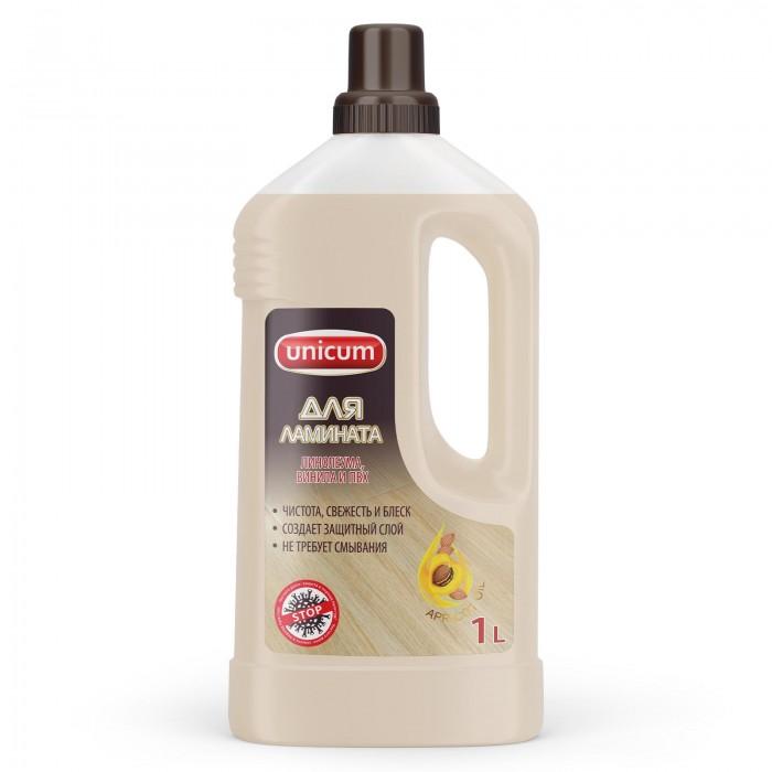 Бытовая химия Unicum Средство для мытья полов Ламинат 1 л средство для мытья полов nordland floor cleaner концентрированное 1 л