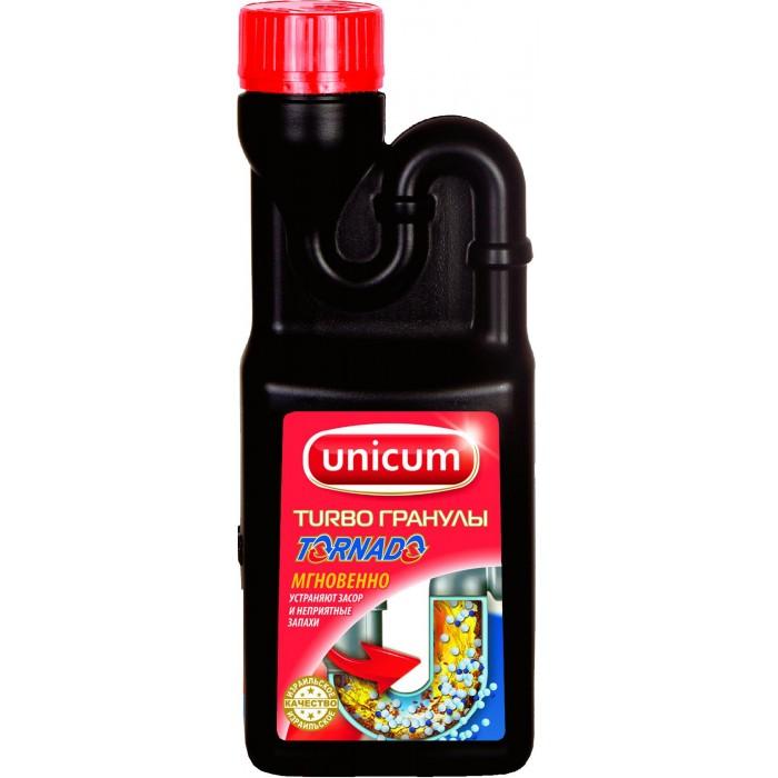 Бытовая химия Unicum Средство для удаления засоров Торнадо 600 мл средство защиты торнадо ог 08 400