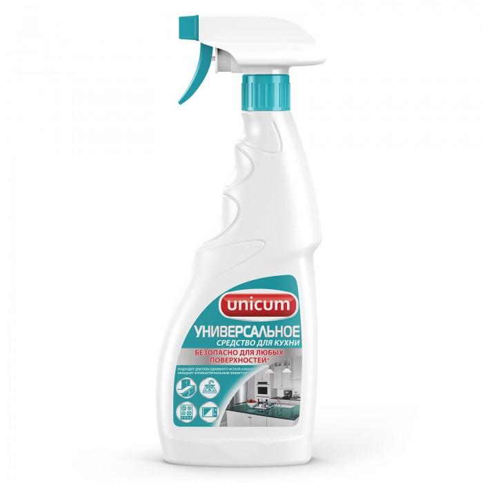 Бытовая химия Unicum Универсальное моющее средство для кухни Multy 500 мл