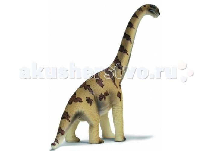Игровые фигурки Schleich Игровая фигурка Брахиосаурус Динозавры игрушки животные tour the world schleich