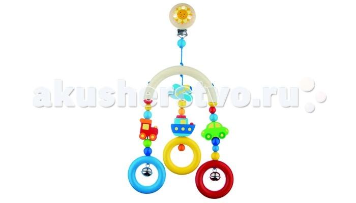 Подвесная игрушка Heimess Трапеция Транспорт