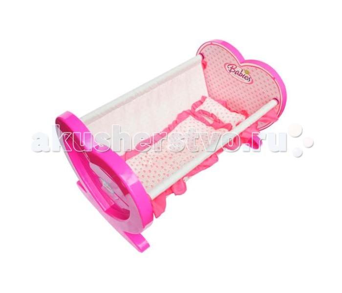 Кроватки для кукол Xiong Cheng Колыбель kidkraft колыбель для куклы