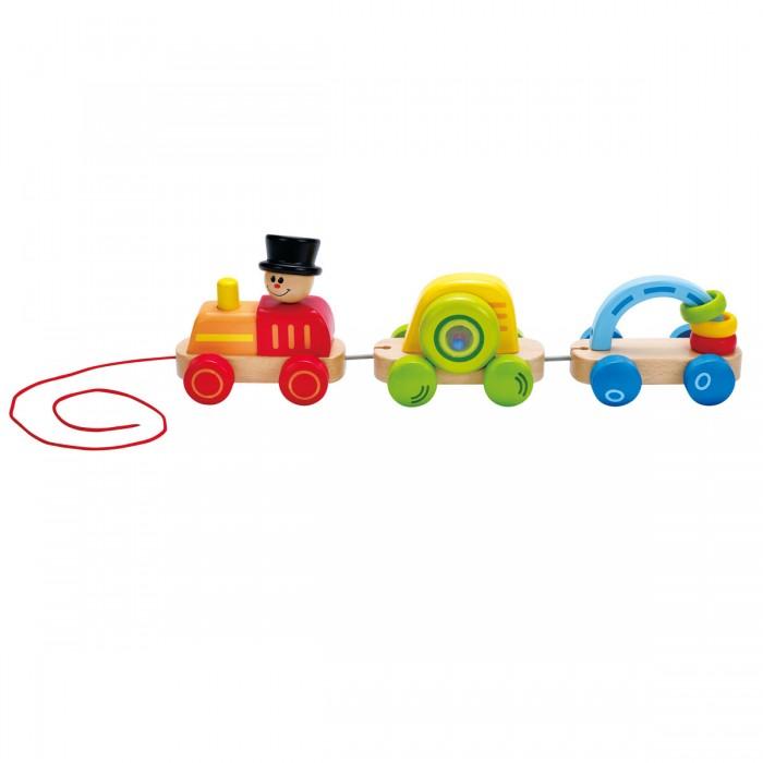 Каталки-игрушки Hape Паровозик, Каталки-игрушки - артикул:263523
