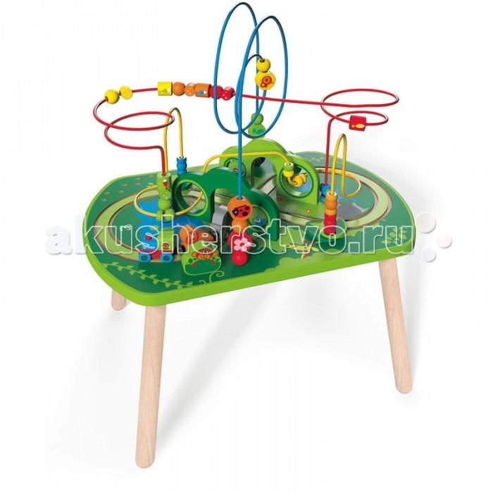 Деревянные игрушки Hape Лабиринт E3801