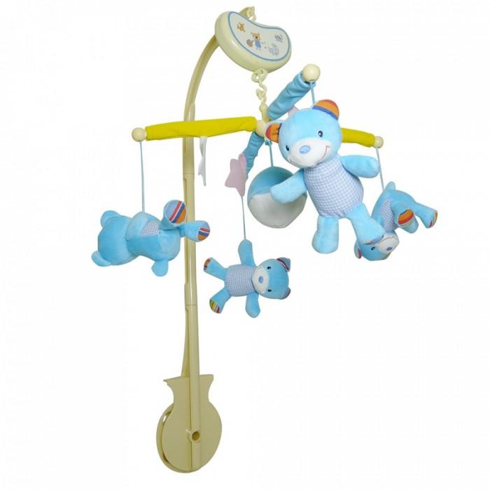 Мобили Biba Toys Музыкальный Мишки