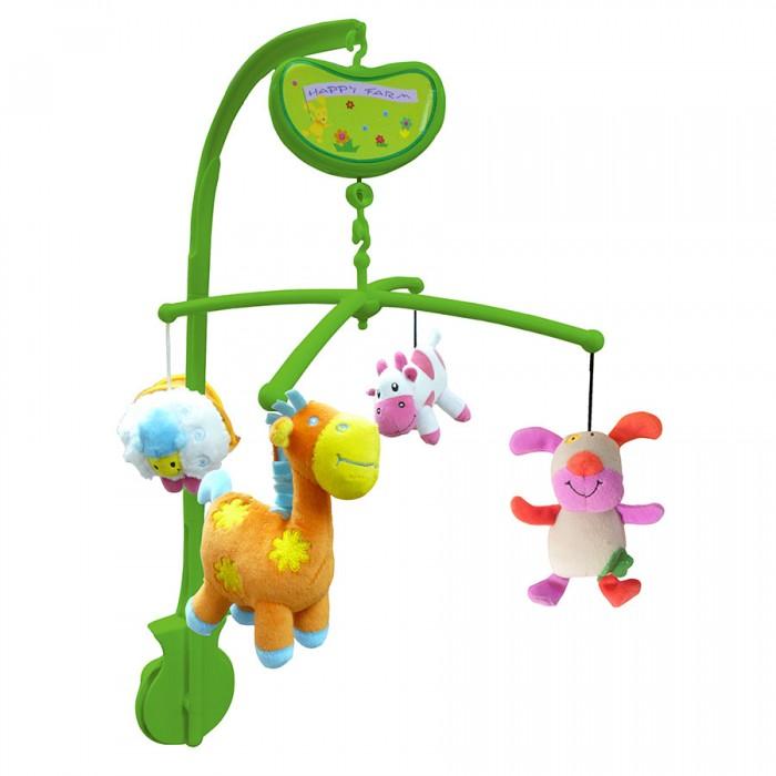 Мобили Biba Toys Музыкальный Мои друзья