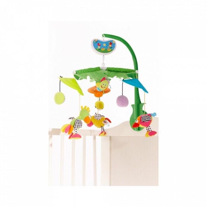 Мобили Biba Toys Музыкальный Райские птицы