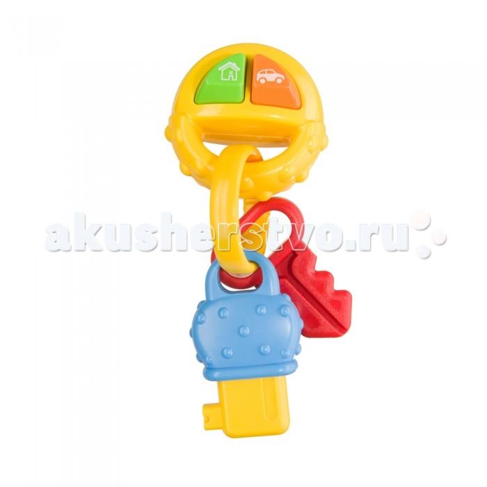 Развивающие игрушки Happy Baby Брелок Pip-Pip Keys