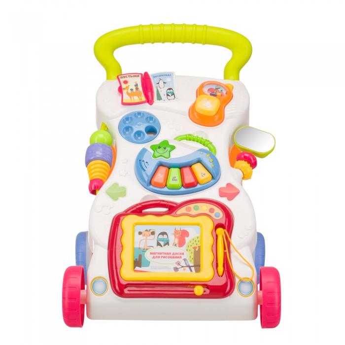 Детская мебель , Ходунки Happy Baby Каталка Junior арт: 263949 -  Ходунки