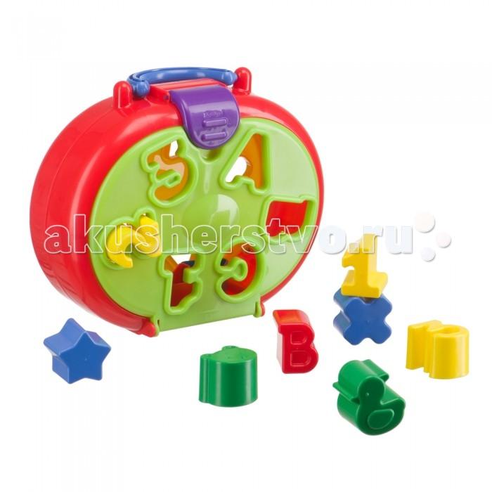 Развивающие игрушки Happy Baby Сортер IQ-sorter сортер happy baby mechanix train 330903 4690624024979