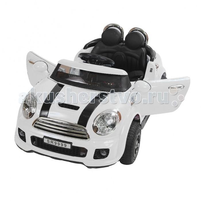 Электромобиль скутер shine ring sr8818 белый