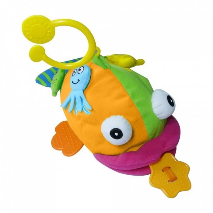 Подвесные игрушки Biba Toys Рыбка музыкальный мобиль biba toys друзья бюсси gd159
