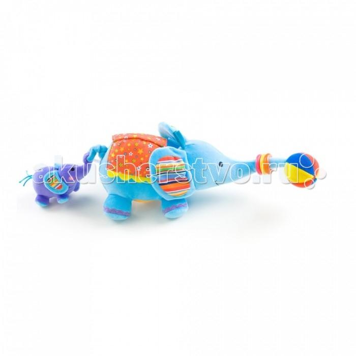 Развивающие игрушки Biba Toys Слоник развивающие игрушки tolo toys тюлень