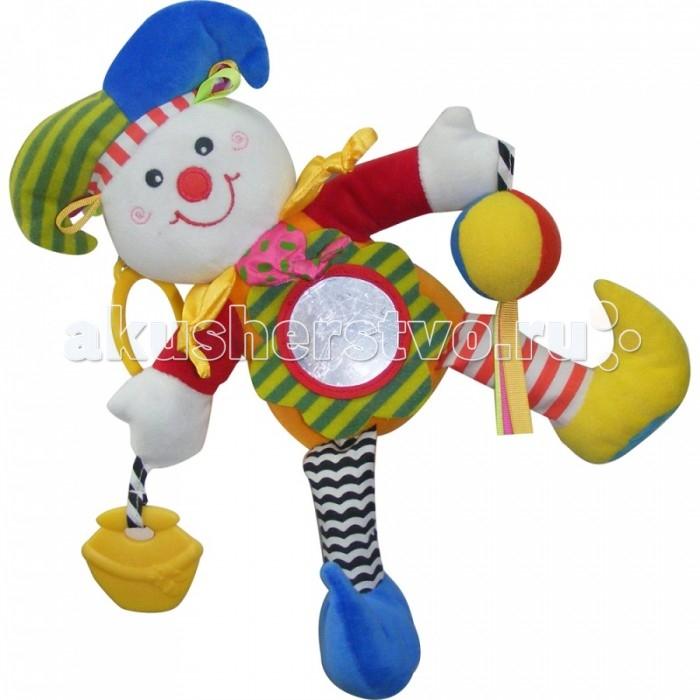 Подвесные игрушки Biba Toys Клоун подвесные игрушки biba toys мои друзья из джунглей