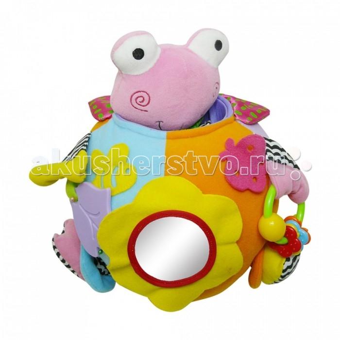 Подвесные игрушки Biba Toys Лягушонок подвесные игрушки biba toys мои друзья из джунглей