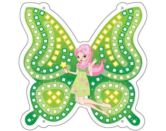 Мозаика Funnivation Мозаика Бабочка 3 в 1 500 элементов мозаика miniland мозаика 160 элементов