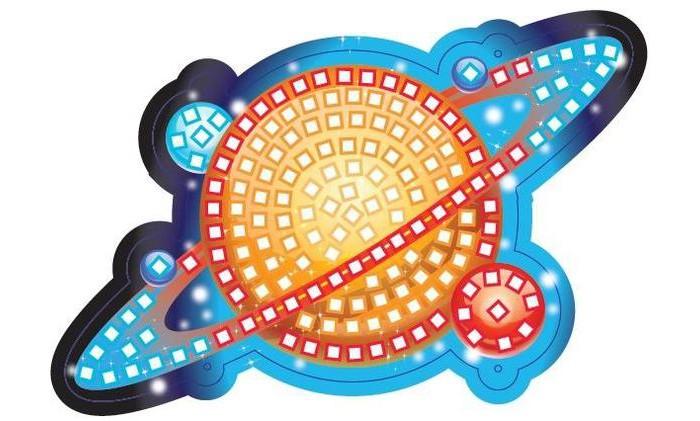 Мозаика Funnivation Мозаика 3 в 1 - Космос 500 элементов funnivation