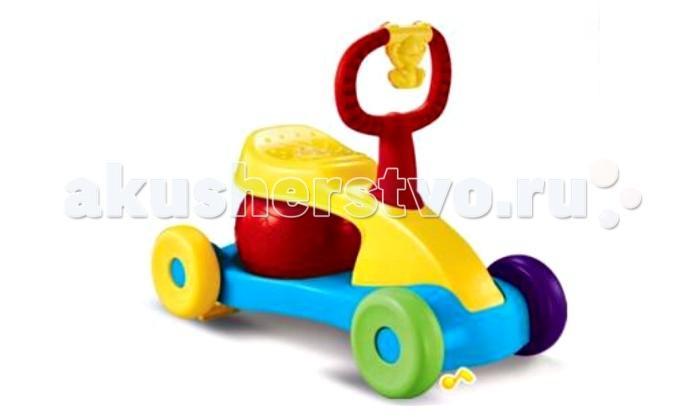 Каталки S+S Toys Игрушка для малышей Bambini Мотоцикл со звуком игрушка s s toys bambini 2 в 1 развивающий телефон и пианино сс76752