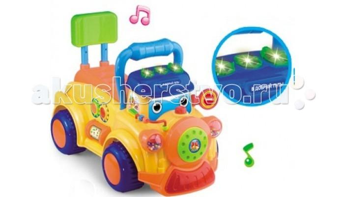 Детский транспорт , Каталки S+S Toys Грузовичок со светом и звуком арт: 264690 -  Каталки