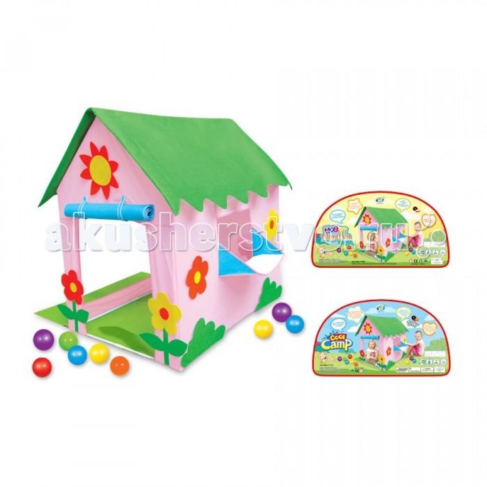 Yongjia Детский игровой домик Лето