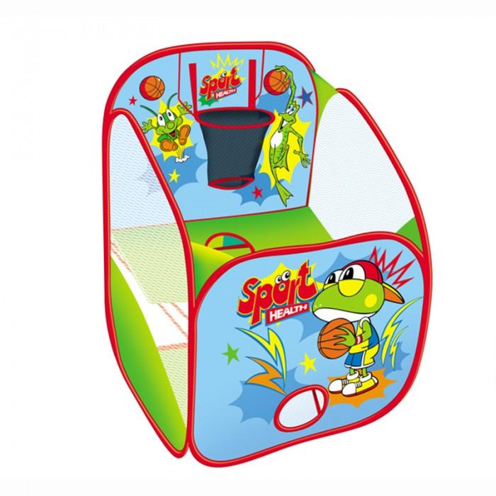 Yongjia Детская игровая палатка Спорт + 10 шаров