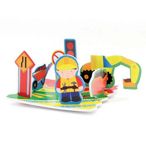 Игрушки для ванны Lubby Набор игрушек Дорога приключений игрушки для ванны tolo toys набор ведерок квадратные