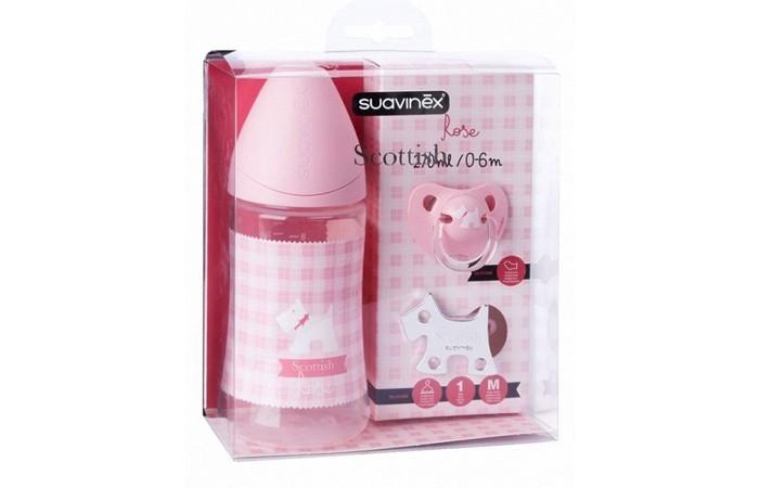 Купить Suavinex Набор для кормления Scottish в интернет магазине. Цены, фото, описания, характеристики, отзывы, обзоры