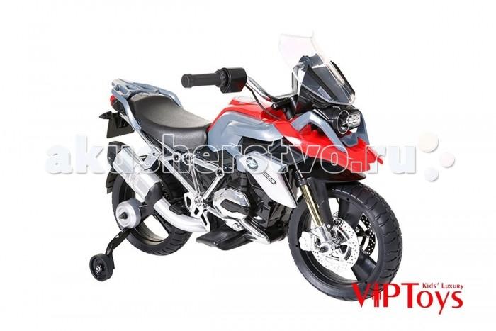 Электромобиль Vip Toys BMW R1200 W348BMW R1200 W348Если вы хотите, что бы Ваш ребёнок был самым стильным на улице и во дворе, то приобретите ему этот аккумуляторный мотоцикл BMW. Рассекать просторы на этой потрясающей игрушке очень просто, выглядит «как взрослый». Предмет зависти для всех ребят и гордости для вашего малыша. Реалистичный дизайн BMW с повторением точных деталей дает ощущение подлинности мотоцикла. Как и в реальном мотоцикле BMW, эта игрушка разработана, чтобы обеспечивать ребенку максимальную безопасность.  Характеристики: корпус - полипропилен усиленный, закаленный, противоударный экологически чистая и безопасная для детей краска соответствует европейским стандартам безопасности для детей от 3-х лет реалистичный дизайн BMW с повторением точных деталей разгоняется до 3-4 км/ч за 4 секунды сидение эргономичной формы руль удобный, нескользящие покрытия может ехать вперед-назад, руль поворачивается вправо-влево для включения  достаточно вставить ключ в замок зажигания и завести  приводится в движения нажатием на кнопку ногой на подножке корпус-прочен и долговечен, не останется ни одной царапины время работы электромотоцикла - 2 часа максимальная нагрузка - 35 кг. музыкальные и световые эффекты с 2-мя дополнительными колесиками игрушка разработана, чтобы обеспечивать ребенку максимальную безопасность  Размеры игрушки (дхшхв):  104х58х69.5 см<br>