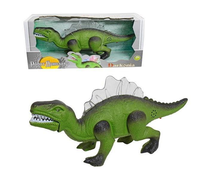 1 Toy Darkonia электронный робот-динозавр со световыми и звуковыми эффектами