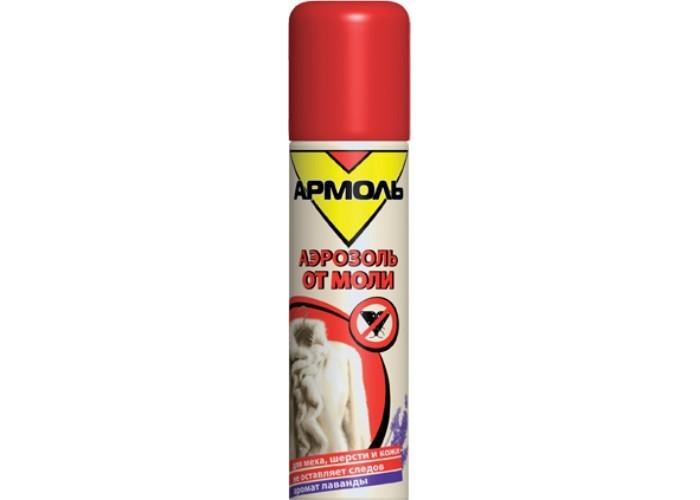 Средства от насекомых Армоль Аэрозоль от моли и кожееда 140 см3