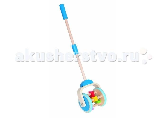 Каталки-игрушки Hape Е0345 каталки hape игрушка развивающая деревянная каталка щенок