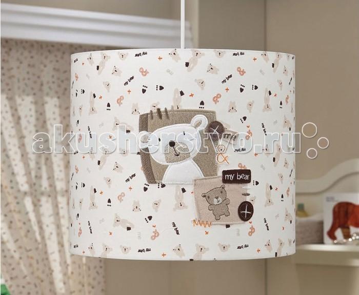 Детская мебель , Светильники Fiorellino Абажур My Bear арт: 266475 -  Светильники