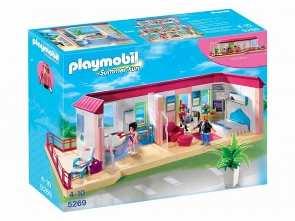 Playmobil Отель: Номер люкс