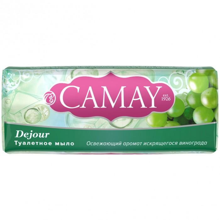 Косметика для мамы Camay Мыло туалетное Дежур 85 г karali мыло туалетное віленскае барока цвет белый 80 г