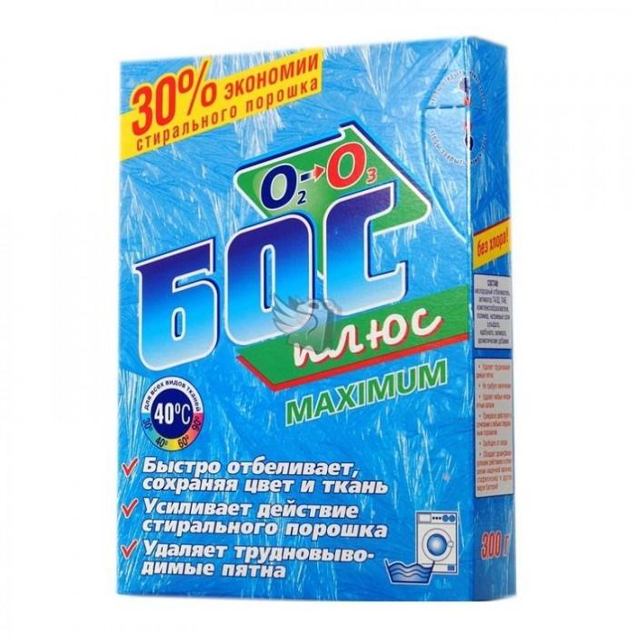 Фото Бытовая химия БОС Отбеливатель кислородосодержащий Мaximim 600 г