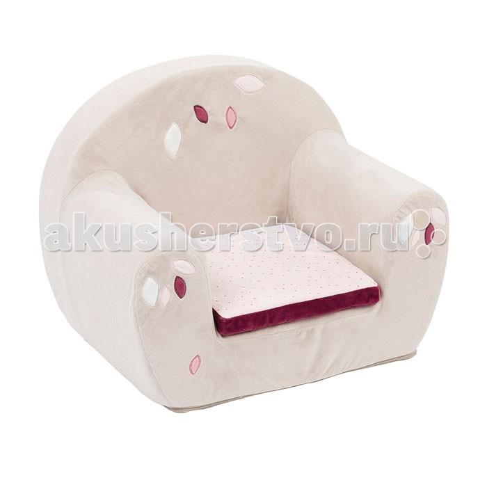 Детская мебель , Мягкие кресла Nattou Мягкое кресло Nina, Jade & Lili Кролик, Единорог, Черепашка арт: 267684 -  Мягкие кресла