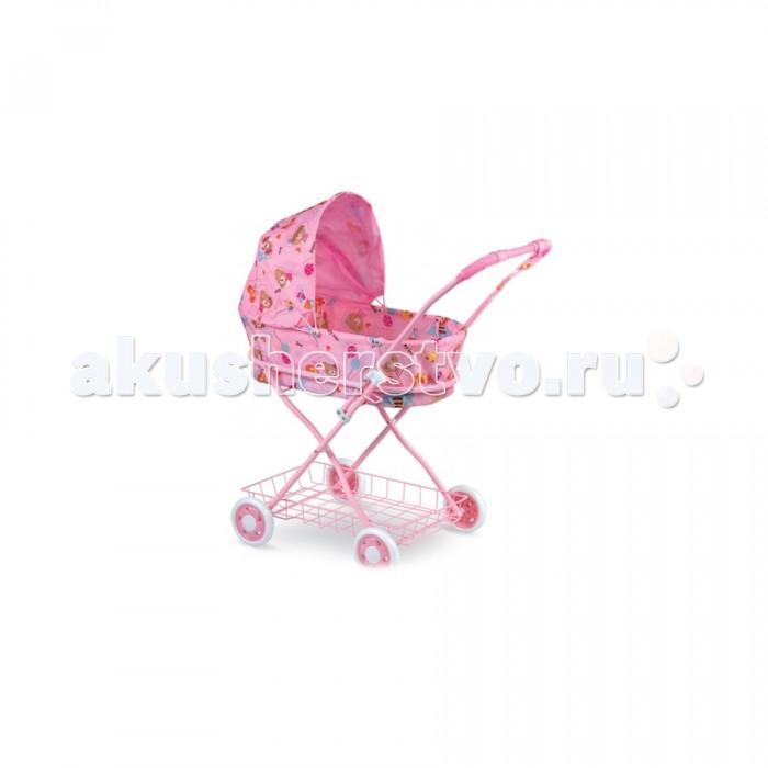 кукольная коляска трость 35 5 24 5 52 см fei li toys Коляски для кукол Fei Li Toys FL8127-A