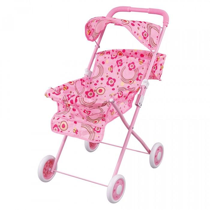 кукольная коляска трость 35 5 24 5 52 см fei li toys Коляски для кукол Fei Li Toys FL729